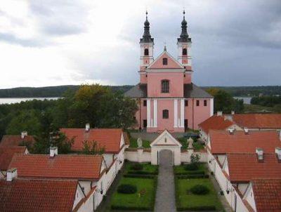 kamalduliu vienuolynas